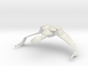 Bird Of Pray Cruiser    Wings Down in White Strong & Flexible