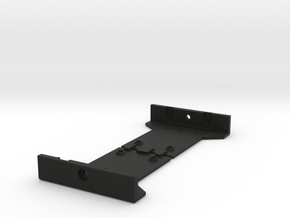 B64 B64D Front Bumper Chassis width (2 Pack) in Black Natural Versatile Plastic