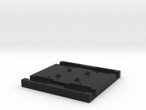 Drawing Machine - Base in Black Natural Versatile Plastic