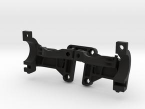 KTM SDR 1290 NAVIHALTER Zumo 3er Reihe  in Black Natural Versatile Plastic