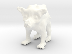 Wild Anicre in White Strong & Flexible Polished: Medium
