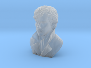 Hollow Of Benedict Cumberbatch in Smooth Fine Detail Plastic