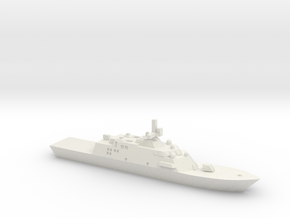 Freedom-Class LCS, 1/2400 in White Natural Versatile Plastic