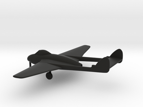 de Havilland DH.100 Vampire F.B.9 in Black Strong & Flexible: 1:144