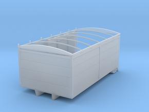 1/64 Grain Box 16foot in Smooth Fine Detail Plastic