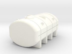 1/64 3250 Gallon Tank in White Processed Versatile Plastic