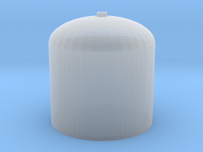 1/64 4020 Propane Tank in Smooth Fine Detail Plastic