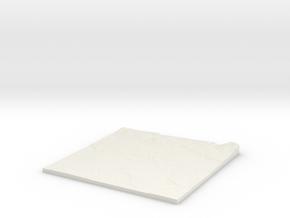 Havant W470 S100 E480 N110  in White Natural Versatile Plastic