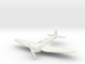 Heinkel He 70E Blitz 1/200 in White Natural Versatile Plastic