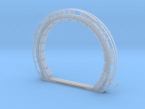 DeAgo Falcon Hold Port Corridor Entrance Ring - C in Smooth Fine Detail Plastic