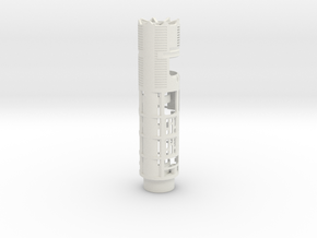 Vader MPP2.0 - Sith Apprentice Chassis All.In.One in White Natural Versatile Plastic