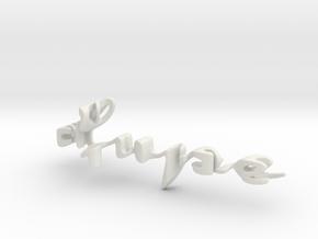 3dWordFlip: dupe/glavac in White Strong & Flexible