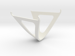 IPhone 6 Stand Trident in White Strong & Flexible