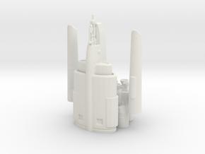 SS Conestoga 1/1000 in White Natural Versatile Plastic