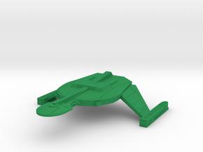 5k Thunderbird in Green Processed Versatile Plastic