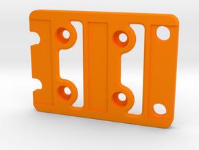 """Catalyst Superlight 3"""" • Lipo support v2 in Orange Processed Versatile Plastic"""