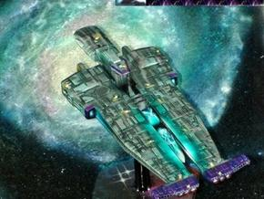 Wedge Super Carrier W/ Crystal Cannon in White Strong & Flexible