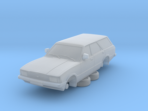 1-64 Ford Cortina Mk5 Estate Hollow in Smooth Fine Detail Plastic