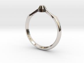 Emma's Lost Ring in Platinum