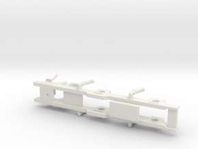 FR E1 & Cambrian SPC - 00 Chassis in White Strong & Flexible