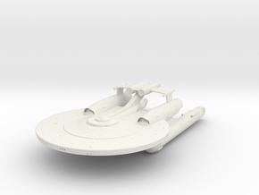 Miranda Class IV Cruiser in White Natural Versatile Plastic