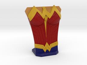 Wonder Woman Hero Stand in Full Color Sandstone