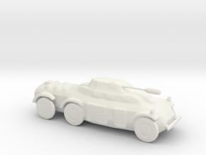 ARMOURCAROBJ4 in White Natural Versatile Plastic