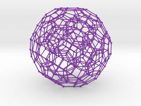 120 Cell in Purple Processed Versatile Plastic