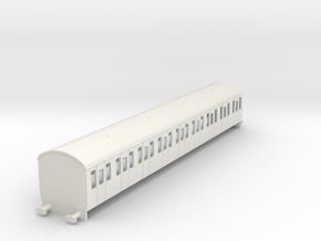 O-100-mk1-57-all-2nd-coach in White Natural Versatile Plastic