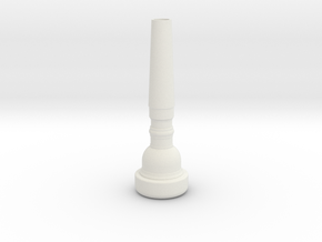 7c Mouthpiece in White Strong & Flexible
