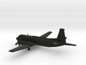 Breguet Br.1150 Atlantic in Black Strong & Flexible: 1:400