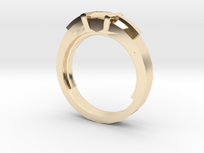 R02 in 14K Yellow Gold