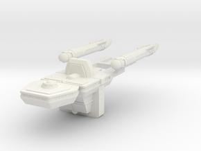 Altair Class in White Natural Versatile Plastic