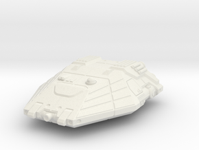 Planet Hopper - Flight Mode in White Natural Versatile Plastic