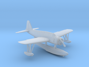 1/200 USN Vought OS2U Kingfisher Seaplane in Smooth Fine Detail Plastic