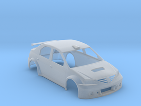 DACIA LOGAN S2000  1:24 in Frosted Ultra Detail