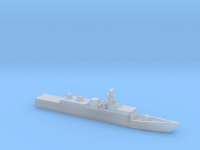 056 corvette, 1/2400 in Smooth Fine Detail Plastic