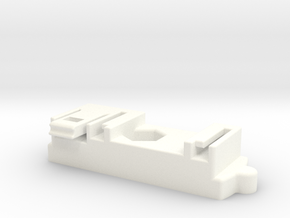 ENVE Di2 Interface in White Processed Versatile Plastic