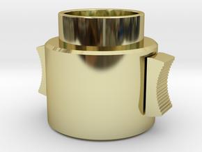 Activator in 18k Gold