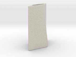 Blade Emitter in Natural Sandstone