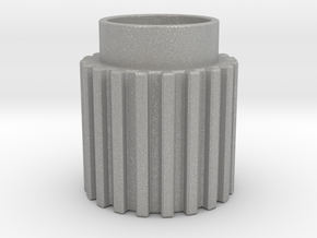 Chamfer Tooth Gear in Aluminum