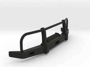 RC Toyota Hilux Bullbar 1:8 scale in Black Natural Versatile Plastic