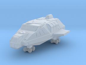 Passenger Shuttle in Smooth Fine Detail Plastic