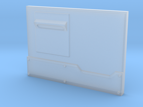 """Metal Box APC"" Panel #1 Lite in Smooth Fine Detail Plastic"