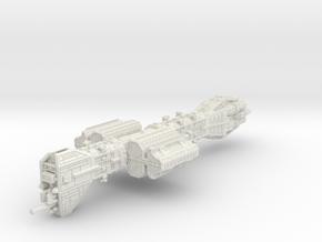 EA Omega Armada Scale in White Natural Versatile Plastic