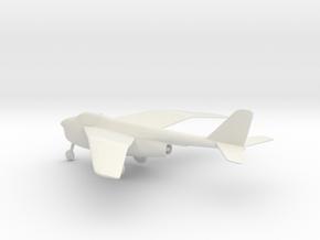 Heinkel He P.1078A in White Natural Versatile Plastic: 1:72