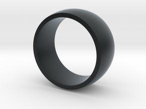 L-stl in Black Hi-Def Acrylate