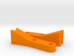 shock slider for public enemy crawler in Orange Strong & Flexible Polished