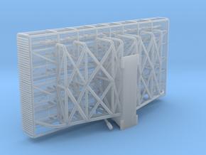 1/35 DKM FuMO 23 Radar Station in Smooth Fine Detail Plastic