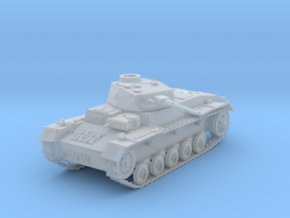 1/160 German VK 65.01 (H) Heavy Tank in Smooth Fine Detail Plastic